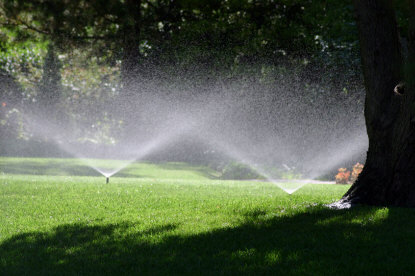Lawn Irrigation, Watering Your Lawn